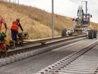 راه آهن ایران - افغانستان امسال بهرهبرداری میشود