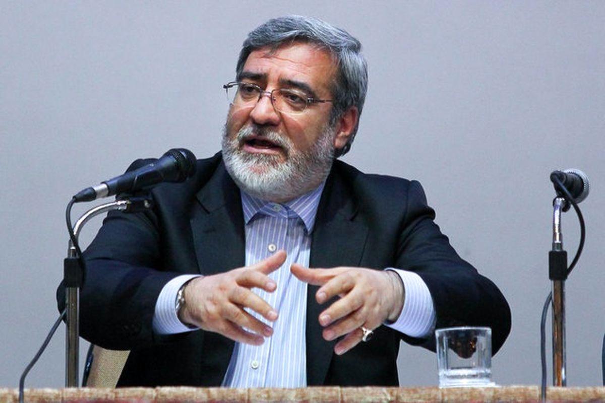 توضیحات وزیر کشور درباره امنیت در مناطق مرزی
