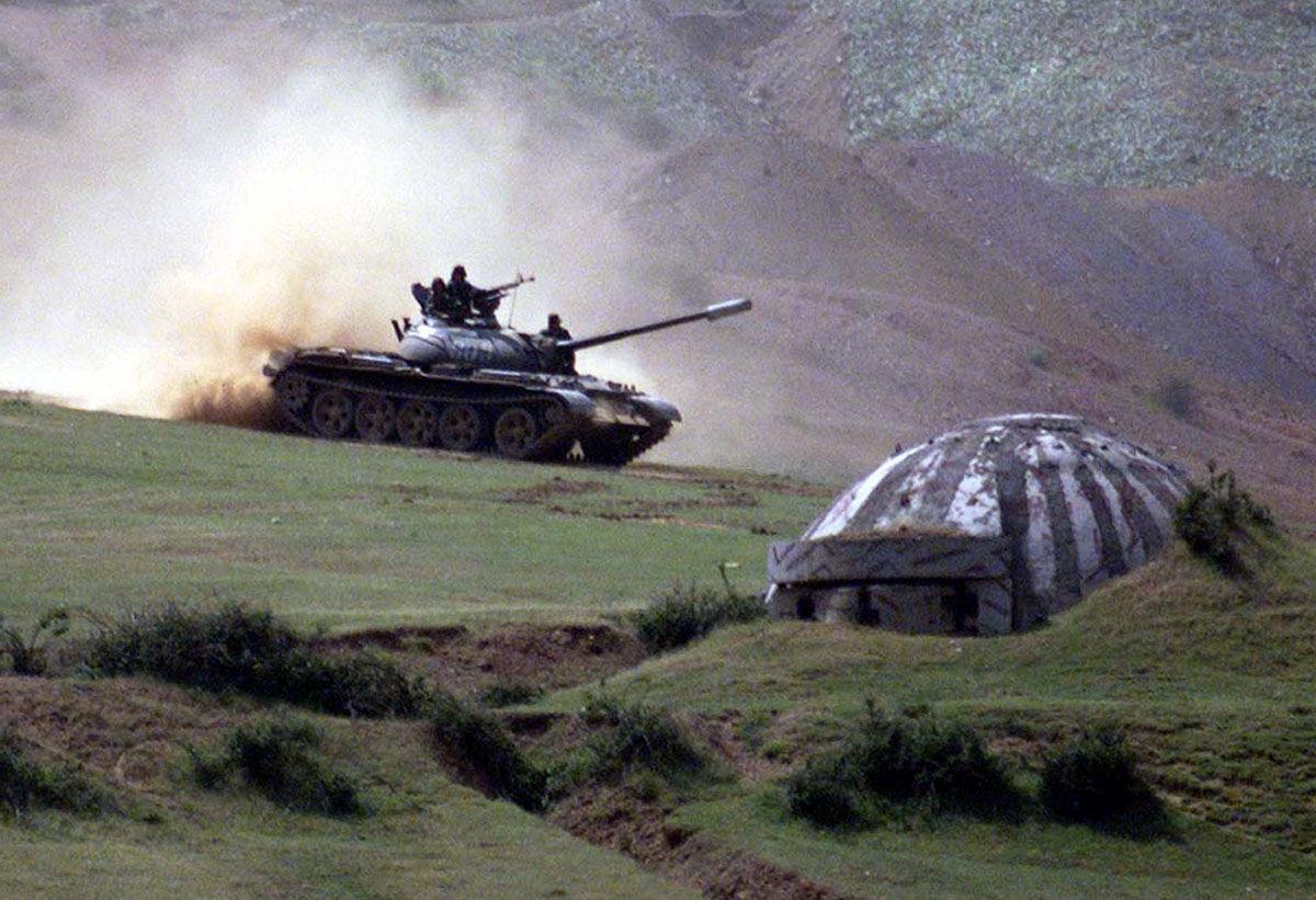 بقایای جنگ سرد در آلبانی