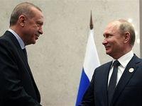 توافق پوتین و اردوغان در خصوص ادلب