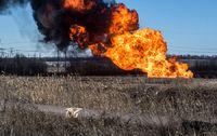 وقوع انفجار در بیروت +فیلم