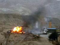 وقوع انفجار مهیب در پردیس
