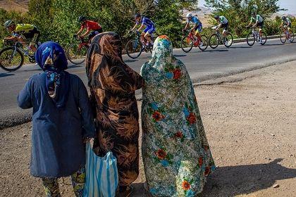 تور بینالمللی دوچرخهسواری ایران-آذربایجان +عکس