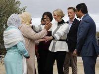 بوسیدن دست ایوانکا ترامپ در مراکش! +عکس