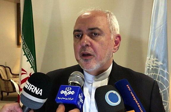 واکنش ظریف به احتمال دیدارش با یکی از اعضای کنگره آمریکا