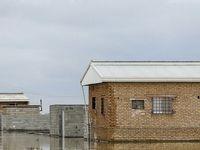 ورود آب به منازل شهرک مدنی شهر همدان