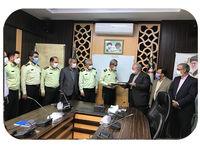 پرداخت تسهیلات قرض الحسنه به کارکنان پلیس پیشگیری ناجا