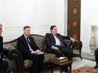 تأکید انگلیس، فرانسه و آلمان به حمایت از عراق در برابر تبعات تحریم ایران