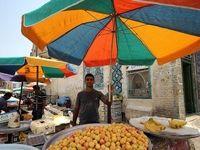 ۵۱ درجه بالای صفرِ خوزستان +تصاویر