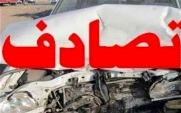 تصادف در محور بوشهر- دیر ۲کشته برجای گذاشت