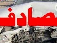 یک فوتی براثر تصادف در بزرگراه بسیج تهران