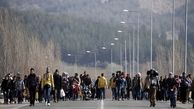 افزایش 7برابری مهاجرت زمینی به اروپا