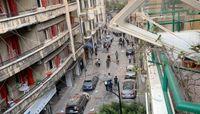 حادثه بندر بیروت مانند حمله اتمی هیروشیما بود