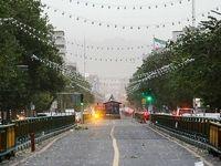 تهران زیر سایه خیابان کامل می رود
