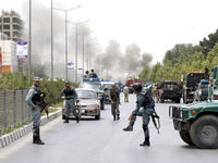 انفجار مهیب در پایتخت افغانستان