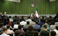 رهبر معظم انقلاب: همیشه اعتقاد داشتهام که سرمربی ما باید ایرانی باشد/ از اینکه یک سرمربی ایرانی توانسته جوانها را به اینجا برساند خوشحال شدم