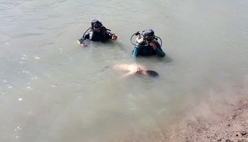 غرق شدن پدر و دختر تهرانی در رامسر