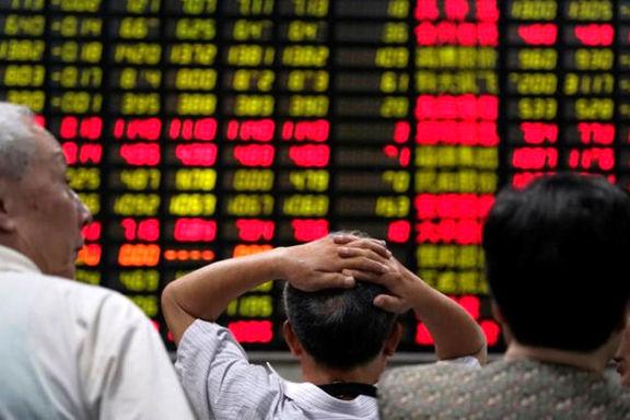 بازارهای آسیایی افت کرد