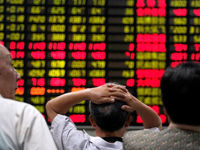 سهام آسیایی بالا و پایین شدند