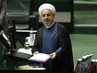 دیدار رؤسای کمیسیونهای مجلس با روحانی