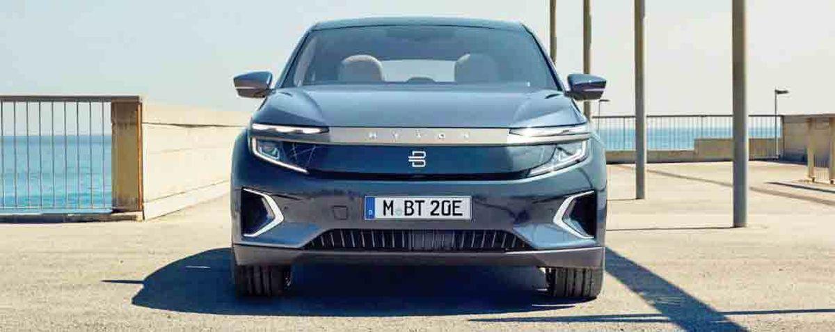 ردپای اپل در ساخت خودروی چینی