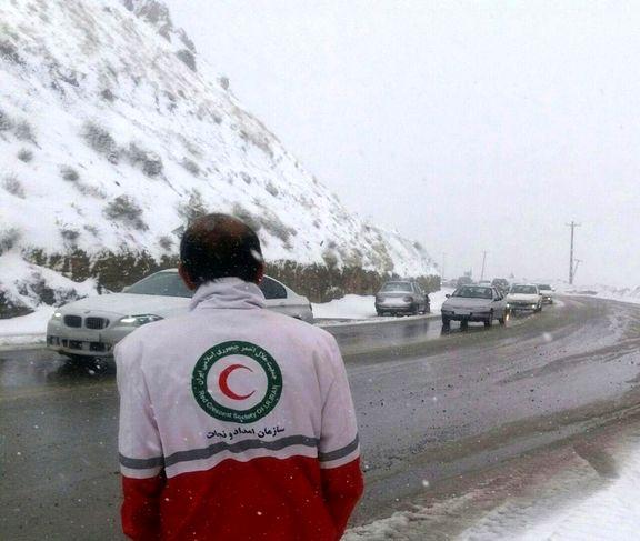 گرفتاری خودروها در بهمن برطرف شد
