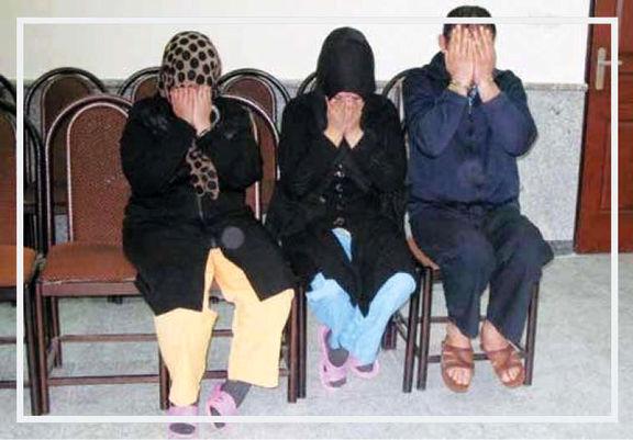رمزگشایی از شبکه فروش نوزادان پایتخت