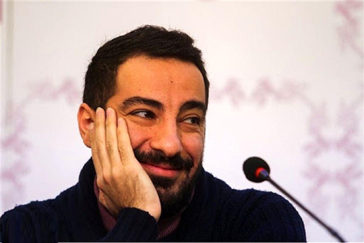 نوید محمدزاده ۴۰سال پیرتر شد! + عکس