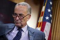 شومر: جمهوریخواهان بر اقدامات غلط ترامپ سرپوش میگذارند