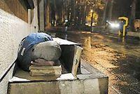 مناطق محبوب کارتن خوابها در پایتخت