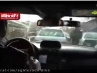 شگرد عجیب سارق برای فرار از دست پلیس