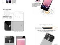 تصاویر گوشی پیکسل XL گوگل ساخت اچتیسی+ تصاویر