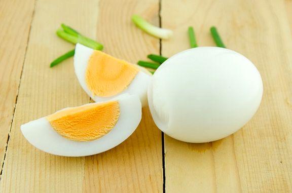 دانستنیهای تغذیهای درباره تخممرغ آبپز