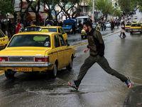 کاهش ۹۲درصدی بارش در تهران