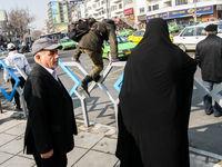 واکنش عضو شورای شهر به بسته شدن مجدد نردههای چهارراه ولیعصر