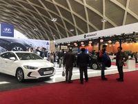 در نمایشگاه خودرو تهران چه خبر است؟ +تصاویر
