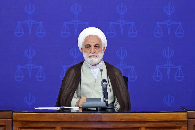 انتقاد محسنی اژهای از کیفیت گزارش دستگاه های نظارتی و امنیتی