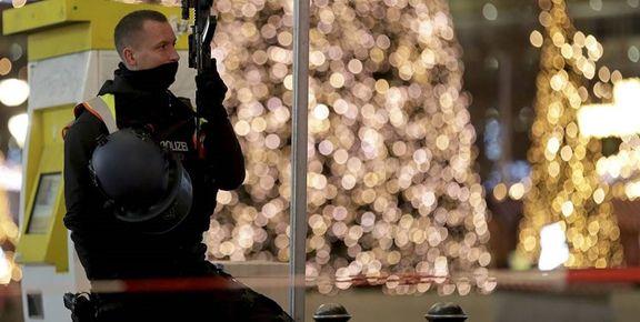 پایان وضعیت امنیتی در برلین