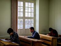 از کرونا نمیترسیم از امتحان نهایی میترسیم