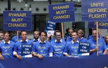 اعتصاب خلبانان در اروپا 400 پرواز را لغو کرد
