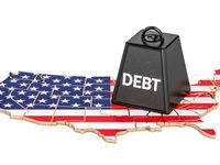 افزایش بدهی نجومی برای اقتصاد آمریکا