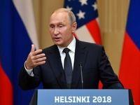 پوتین: روابط با آمریکا نسبت به زمان جنگ سرد بدتر است