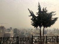 بهار ۹۷، آلودهترین بهار تهران در سالهای اخیر +جدول