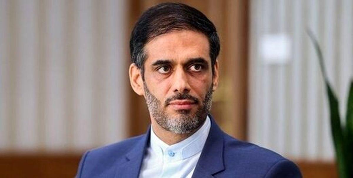 سعید محمد: آمده ام انتخابات را ۳قطبی کنم
