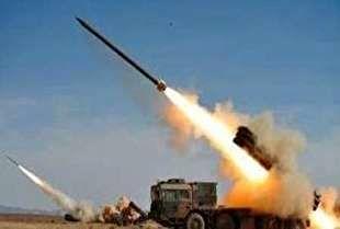 حملات موشکی گسترده یمنیها علیه عربستان سعودی