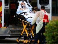مرگ و میر ناشی از کرونا در آمریکا به بیش از ۹۰۰۰ تن رسید