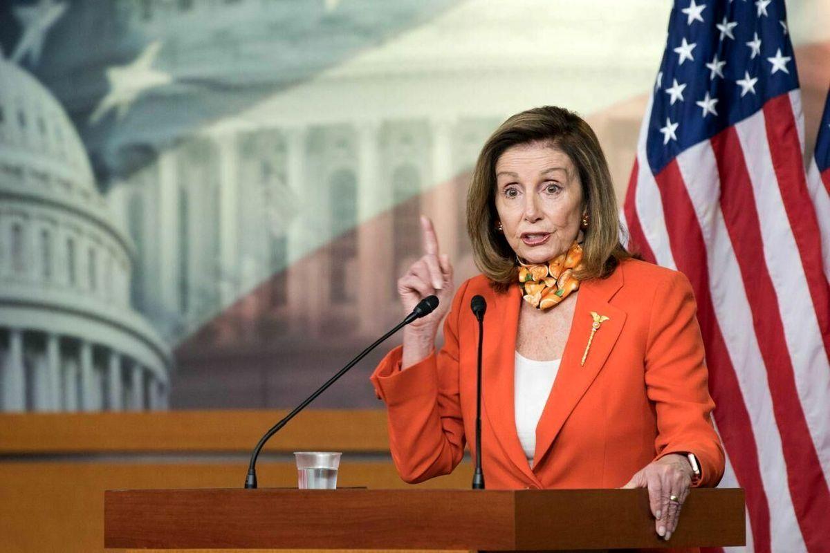 پلوسی: بایدن رییس جمهور آمریکا میشود