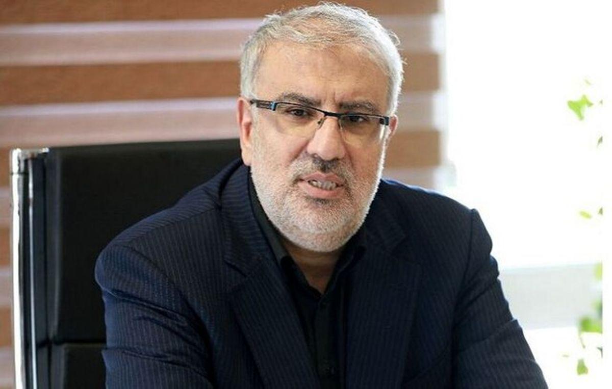 وزیر نفت از پالایشگاه تهران بازدید کرد