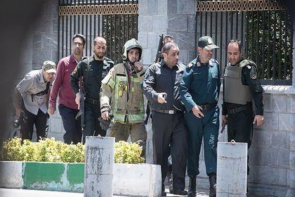 ۵ساعت درگیری با داعشیهای مسلح در قلب تهران +عکس