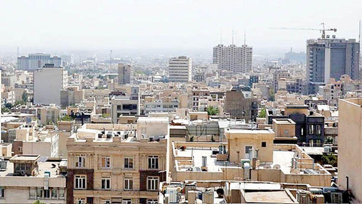 متوسط قیمت مسکن در ۲۲منطقه تهران